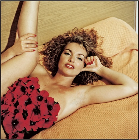 image from chambre close series by bettina rheims