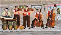 appenzeller streichmusik by albert manser