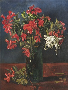 artwork by wilhelm trübner
