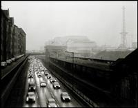 berlin, stadtautobahn by karl-ludwig lange