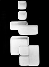porcelain dishes by willi moegle
