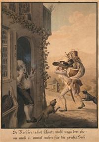 gelterkinden: der landstürmler friedrich waibel by hieronymus hess