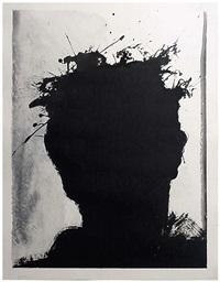 untitled (shadow man) by richard hambleton