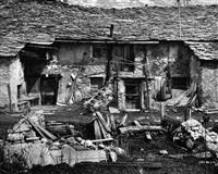 old farmhouse by ingrid autenrieth