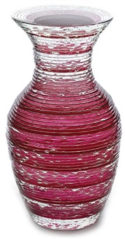 solid vase form #5 by sidney hutter