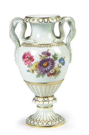 Vase By Meissen On Artnet