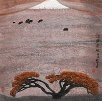 边陲景观 by zhou shaohua