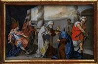 enthauptung eines heiligen by leodegar meyer