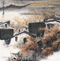 江南之秋 by liu maoshan