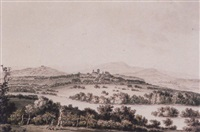 windisch & koenigsfelden au canton de berne by heinrich füssli the younger