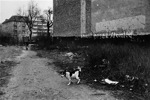 berlin (+ ost-berlin, bersarinstr. larger; 2 works) by arno fischer