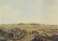 einzug des belagerungs corps by samuel frey