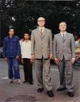 gilbert & george in beijing by dana lixenberg