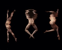 untitled (three bodies under water) by howard schatz