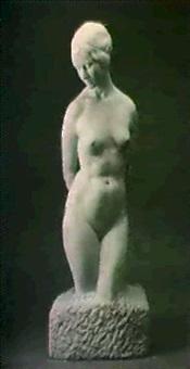 senta - staende                       naken kvinna by johan runer