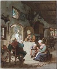 ohne titel (42 works) by cornelis (jacob c.) ploos van amstel