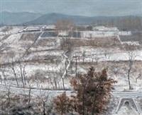 雪原 (snowfield) by ba yaming