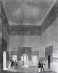 in der antikensammlung der alhambra by joaquin becquer