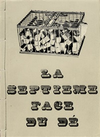 la septième face du dé (20 works) by georges hugnet and marcel duchamp