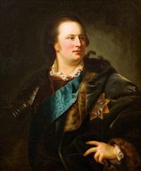 grigori alexandrowitsch potjomkin by christian friedrich reinhold lisiewski