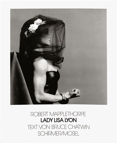 lady lisa lyon and three others by robert mapplethorpe
