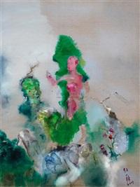 untitled by ren xiaolin