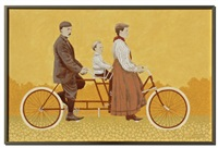 ignatz schwinn son and wife by al leiner