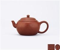 pearl shaped teapot by chen mingyuan