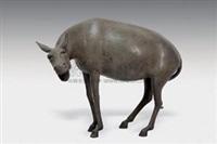 巴兰驴 (balan donkey) by ren junhua