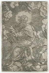 matthäus by heinrich aldegrever