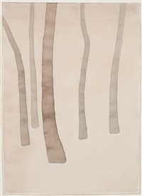 untitled (trees #8) by mats gustafson