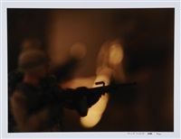 iraq-52 by david levinthal