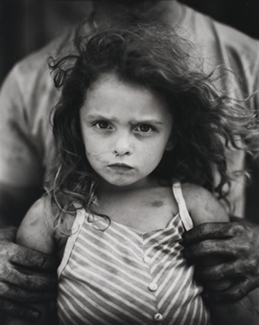 holding virginia by sally mann