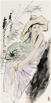 少女 by ji zhongliang