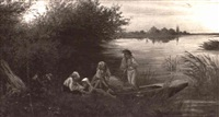 playing boats by charles greville morris