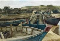 船 (boat) by liu renjie