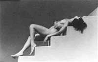 female nude by tom bianchi