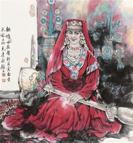 新娘 by li yi