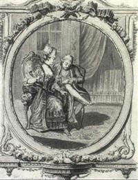 la jarretiere by francois (marie isod.) queverdo