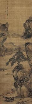 松江渔隐 by zhang zongcang