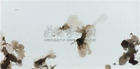 色墨之非 高温颜色釉瓷板 colour and ink high temperature colour glazed porcelain plaque by an ruiyong