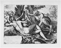 ein satyr überrascht eine schlafende nymphe by marco angolo del moro