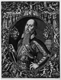 bildnis des juristen stanislaus sabinus von stracza aus wilna by nicolaus andrea