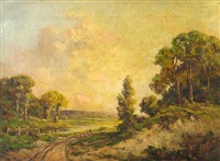 the road to the river by harold goldthwaite