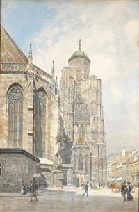 a cathedral square by franz kopallik