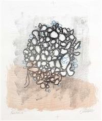 steintraube by willi baumeister