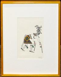 deer dancer by tonita pena