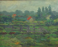 landscape by harrie kuyten