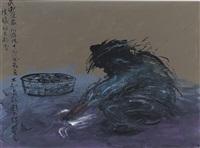 portrait of wu ying er by xia yang
