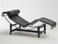 chaiselongue, lc4 by le corbusier, charlotte perriand and pierre jeanneret